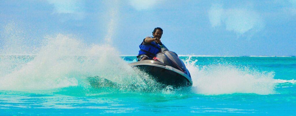 spearfishing Maldives