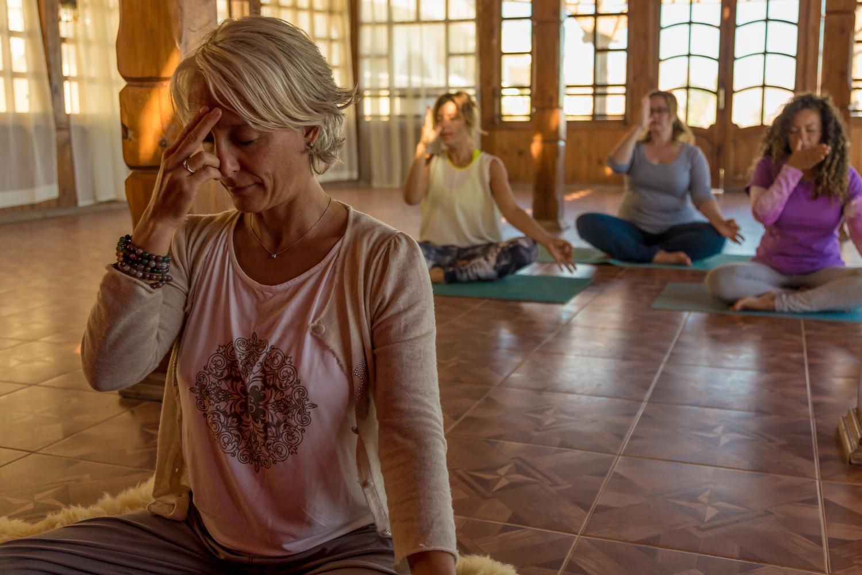 yoga for freediving