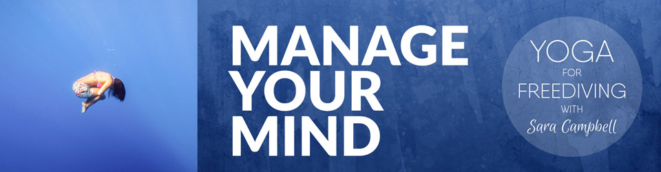 Manage your mind by sara Campbell
