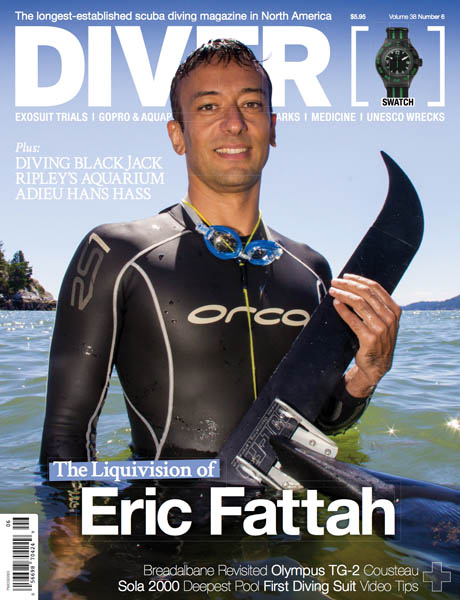 Holistic Freediving by Eric Fattah